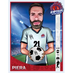 Andres is Piera the R4ptor, Number 21